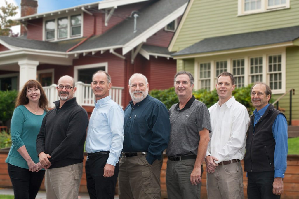 AMI's team members are more than real estate inspectors – they're master inspectors with years of experience in construction and real estate inspection. Each AMI inspector is licensed, bonded, insured, certified and a member of nationally recognized industry groups.
